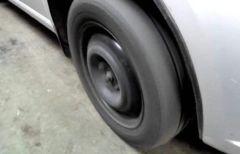 chevrolet aveo гул в колёсах
