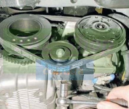 Замена подушек двигателя Дэу Ланос - Совет